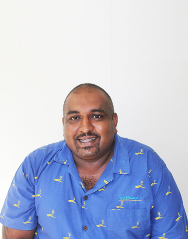 Mr. Derrick Narayan